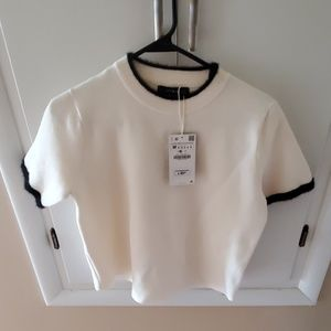 NWT ZARA KNIT COLLECTION